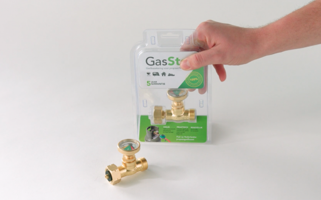 GasStop productfilm