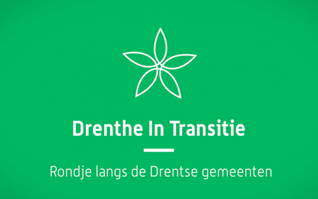 Drenthe in Transitie