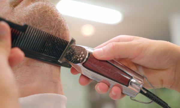 CASE  Bakkes Barbertrain