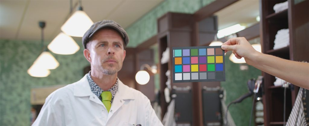 Post-productie: kleurcorrectie en color-grading